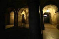Achtervolgde passage Royalty-vrije Stock Foto