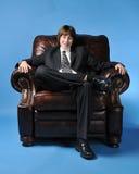 Achtste rang CEO Royalty-vrije Stock Afbeeldingen