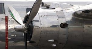 Achtung-Propeller Stockbild