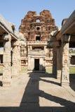 Achyutaraya-Tempel bei Hampi Lizenzfreie Stockfotografie