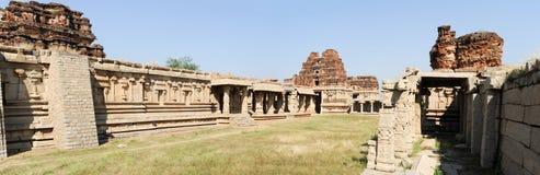 Achyutaraya-Tempel bei Hampi Lizenzfreies Stockfoto