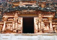 AchyutaRaya-Tempel bei Hampi, Karnataka Lizenzfreie Stockfotografie