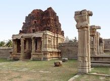 AchyutaRaya-Tempel bei Vijayanagara Lizenzfreie Stockfotos