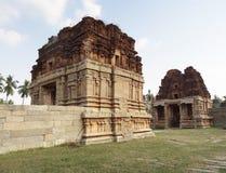 AchyutaRaya-Tempel bei Vijayanagara Stockbilder
