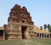 AchyutaRaya-Tempel bei Vijayanagara Lizenzfreies Stockbild