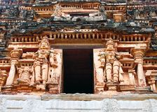 AchyutaRaya Temple at Hampi, Karnataka Royalty Free Stock Photography