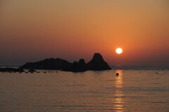 Aci Castello Sicily Italy - Creative Commons by gnuckx stock image
