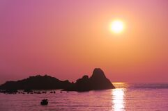 Aci Castello Sicily Italy - Creative Commons by gnuckx royalty free stock images