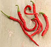 Aci Siuri Peppers Royalty Free Stock Image