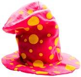 Łaciasty odgórny kapelusz Obrazy Stock