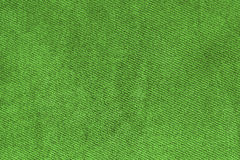 Acid green fabric woven texture macro Royalty Free Stock Photos
