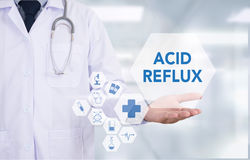 ACID REFLUX Stock Photography