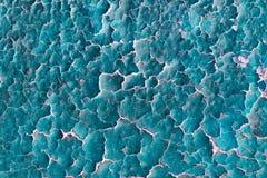Acid texture with cracks Royalty Free Stock Photo