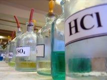 Acidi Fotografia Stock