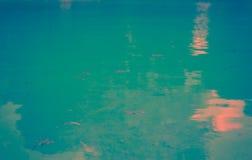 Acido-acqua Fotografie Stock Libere da Diritti