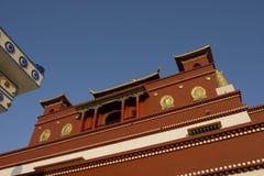 acient κτήριο κινέζικα Στοκ φωτογραφία με δικαίωμα ελεύθερης χρήσης