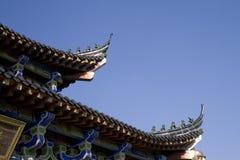acient κτήριο κινέζικα Στοκ φωτογραφίες με δικαίωμα ελεύθερης χρήσης