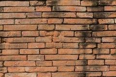 Acient-Backsteinmauer Grunge Backsteinmauerhintergrund Hintergrund von O Stockfoto