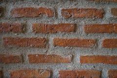 Acient-Backsteinmauer Grunge Backsteinmauerhintergrund Hintergrund von O Stockfotos