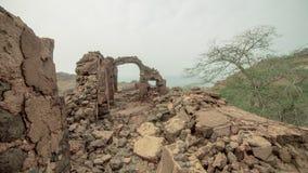 Acient-Ruinen des persischen castel Lizenzfreies Stockfoto