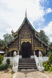 Acient temple in Mae Jam. Chaingmai, Thailand Stock Photos