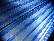 Acier bleu Photos libres de droits