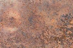 Acier rouillé Photo stock