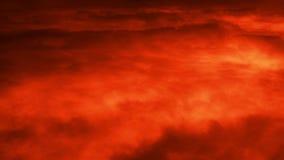 Acima da atmosfera de Marte do planeta ilustração royalty free