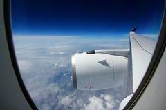 Acima da nuvem Foto de Stock