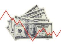Acima de e para baixo imagem de stock royalty free
