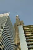 Acima do céu Imagens de Stock Royalty Free