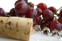 Acini d'uva fotografie stock libere da diritti