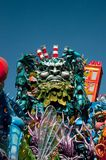 Acireale (CT) IL carnevale 2011 Photo stock