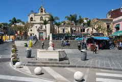 Acireale - Sicily Royalty Free Stock Photos