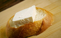 Ackawi cheese Royalty Free Stock Images