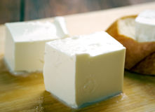 Ackawi-Käse Lizenzfreies Stockfoto