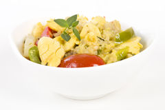 Ackee & Saltfish Stock Photo