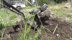 Ackerbau-Landwirt stock video footage