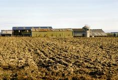 Ackerland stockbilder
