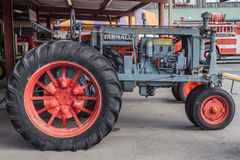 Ackerschlepper Farmall F-20 Stockfotos