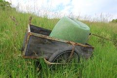 Ackerwagen Lizenzfreies Stockfoto