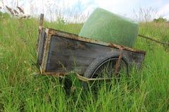 Ackerwagen Stockfoto