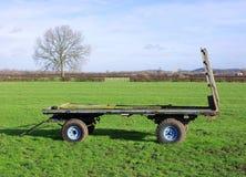 Ackerwagen Stockbild