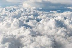 Cumulus royaltyfri bild