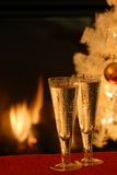 Aclamación de la Navidad Imagen de archivo libre de regalías