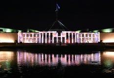 Aclare el festival en Canberra fotografía de archivo
