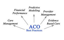 ACO-Best practicen vector illustratie