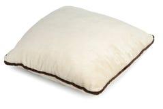 Acogedor adorne la almohada Fotografía de archivo libre de regalías