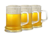 ACold beer Royalty Free Stock Photo