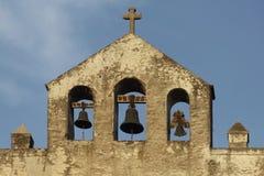 Acolman Kloster-Fassade Stockbilder